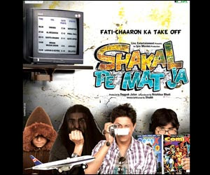 Shakal Pe Mat Ja (2011) - Hindi Movie