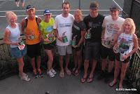 2012 Critter Run 5K overall award winners