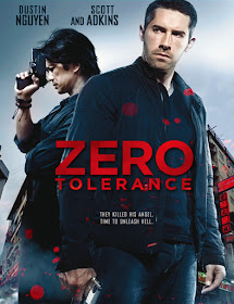 Zero Tolerance (2015) [Vose]