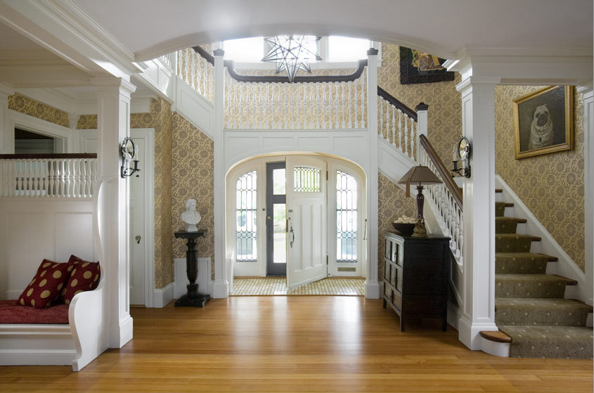 Entryways and staircases basics that should not be for Pictures of home