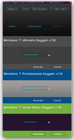 keygen untuk windows 10