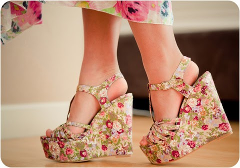 Maravillosos zapatos de Temporada