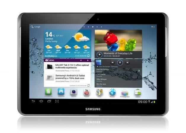 Harga Tablet Samsung Galaxy Tab 2 7 inchi Dan 10,1 inchi