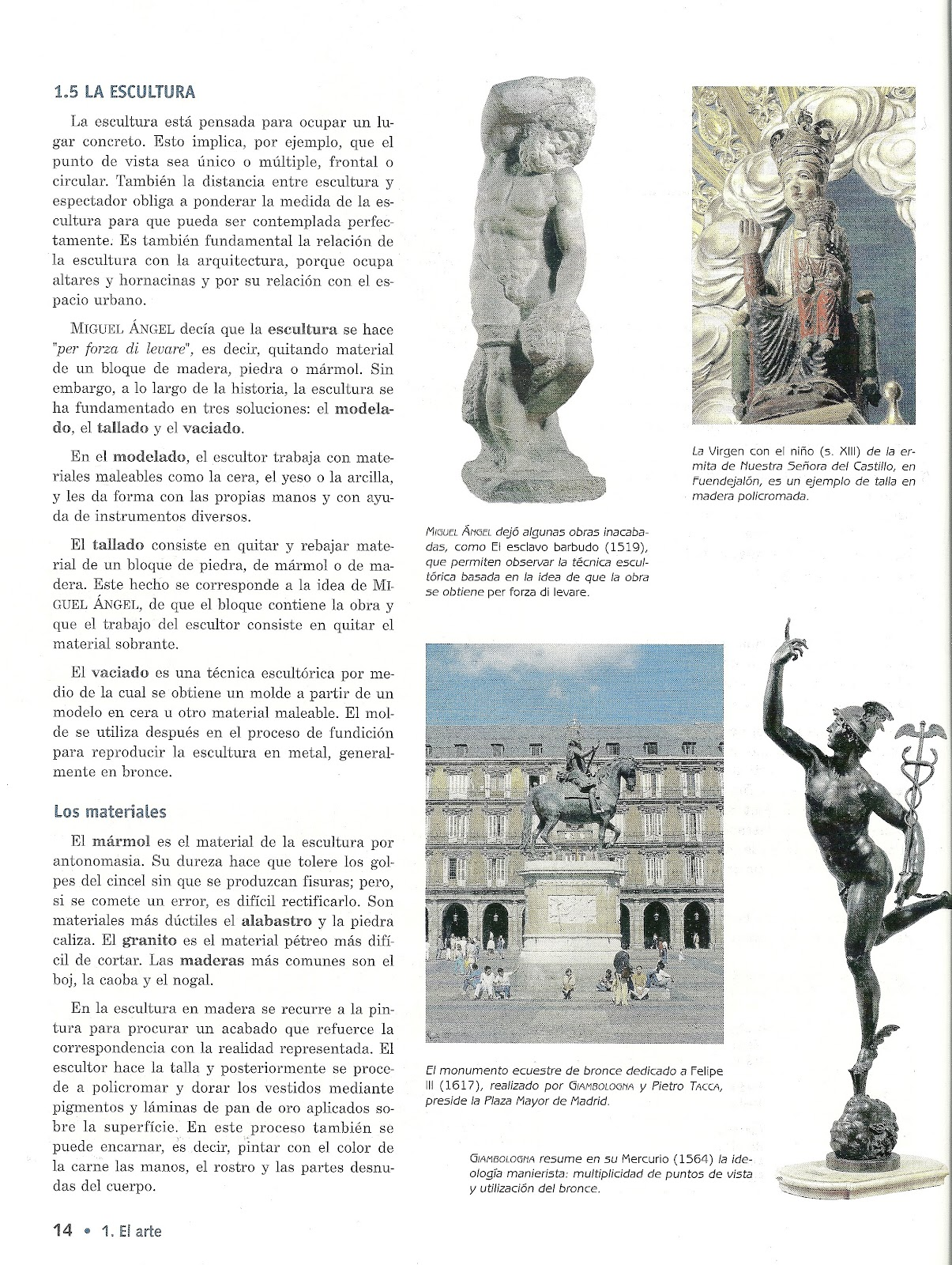 Vaya historia que tenemos septiembre 2011 - Caracteristicas del marmol ...