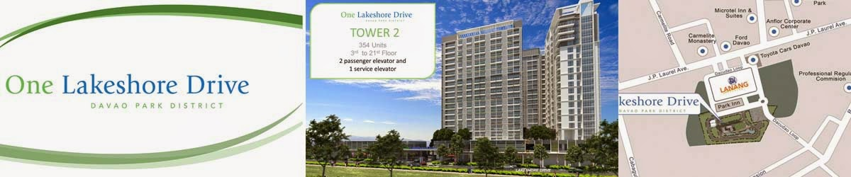 #One Lakeshore Drive | Davao Park District