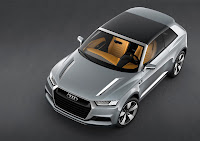 Audi Crosslane Coupe Concept top cover