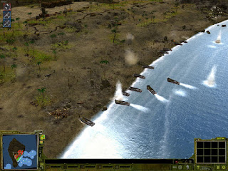 screenshots Game Sudden Strike Iwo Jima 2