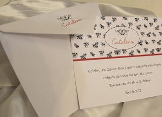 invitaciones de 15