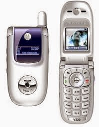 motorola v22o cell phone
