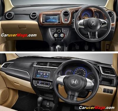 Perbedaan Interior Honda Mobilio Facelift vs Mobilio Generasi Pertama