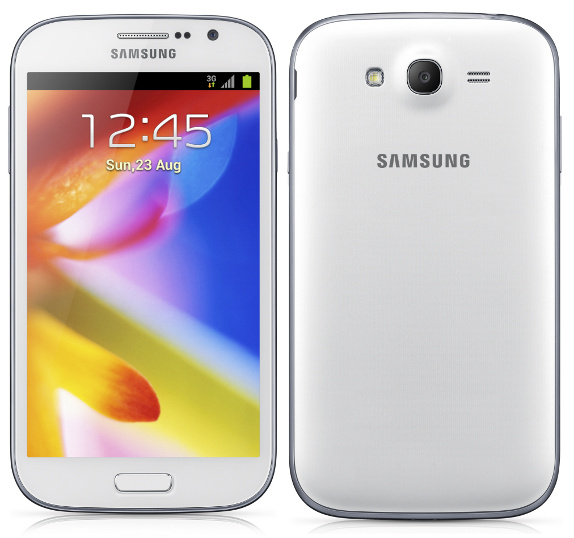 Samsung Galaxy Grand i9082 dual sim smartphone specifications