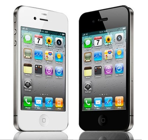 iPhone 4 dan 5