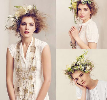 Peinados de novia. Echa un vistazo a Chic Wedding Hairstyles