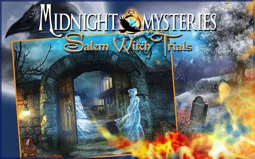 Midnight Mysteries Salem Witch Trials Collectors Edition v1.0.1 MacOSX Retail-CORE