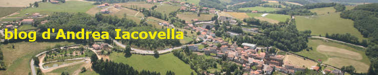 Le blog d'Andrea Iacovella