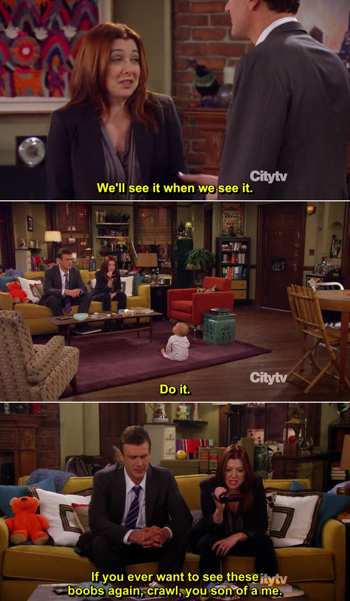 How I Met Your Mother Quote-29