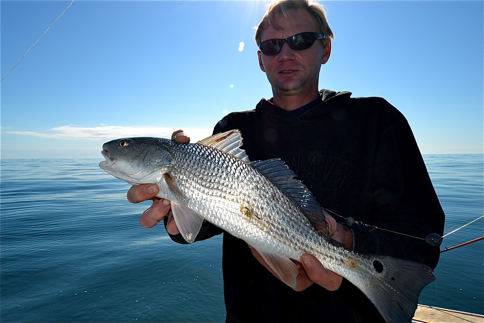 Carolina guide service sheepshead fishing murrells inlet sc for Fishing charters murrells inlet sc