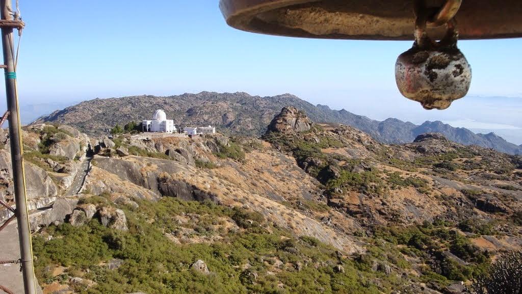 Gurushikhar Peak