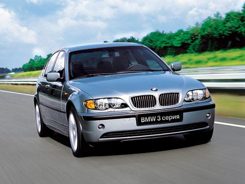Mobil BMW 318i