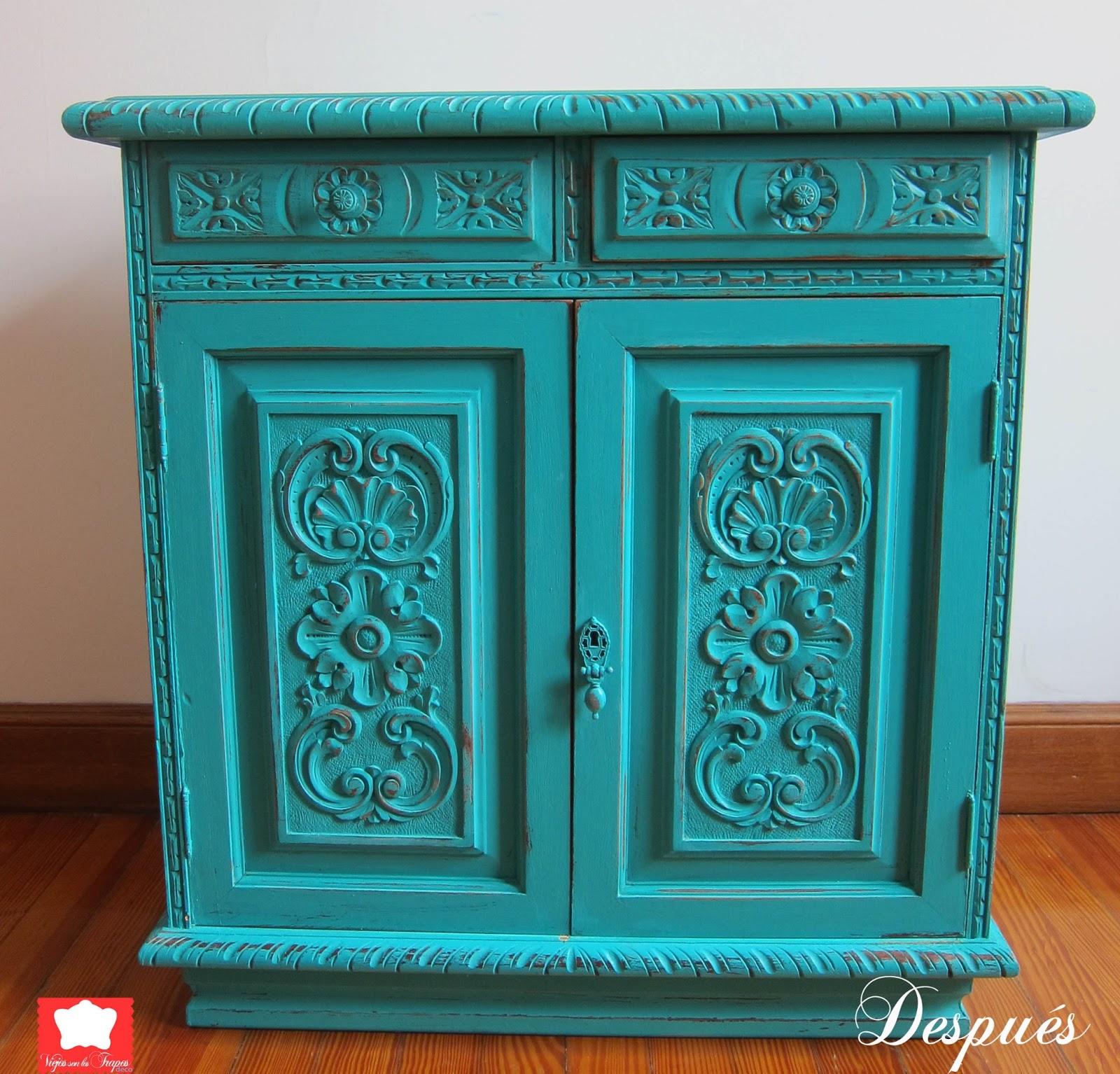 Reciclar muebles antiguos dise os arquitect nicos - Reciclar muebles antiguos ...