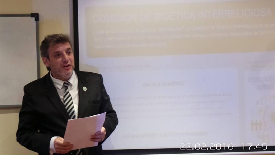 PERIODISTA ALEJANDRO D'ALESSANDRO