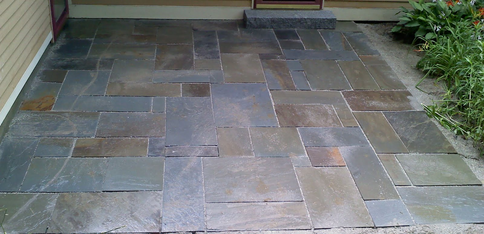 Bluestone patio installation cost to install bluestone for Bluestone pricing