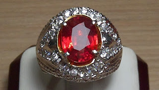 Padparadscha Sapphire Gemstone Meanings