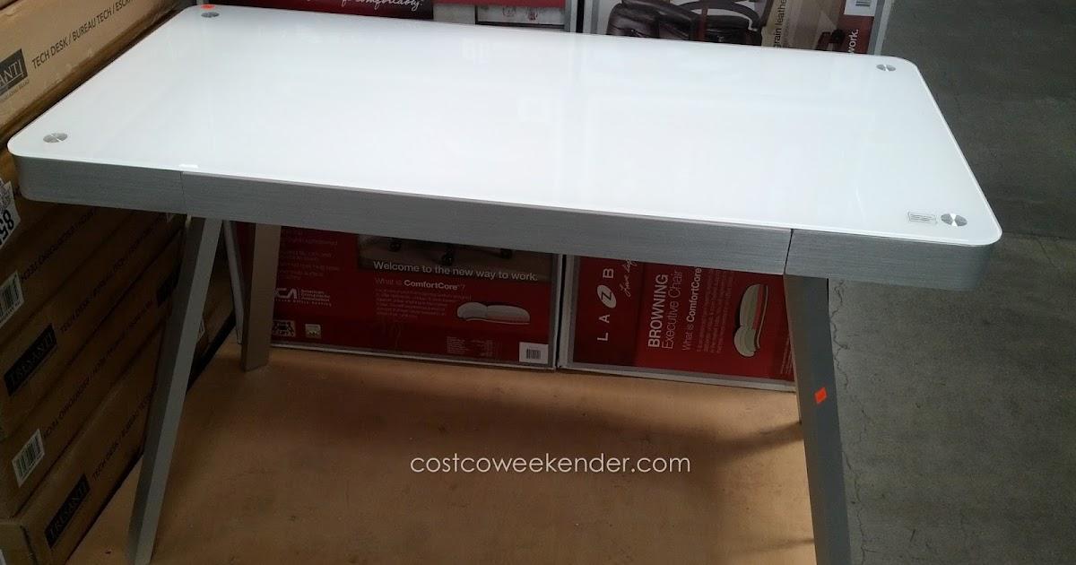 Sensational Tresanti Tech Desk Costco Weekender Interior Design Ideas Truasarkarijobsexamcom