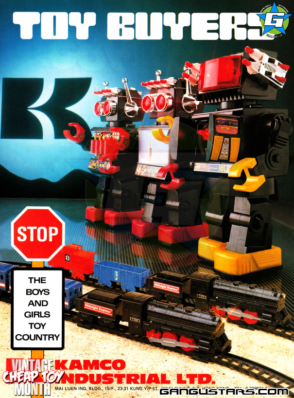 hong kong knock offs toys cheap asian bootlegs robots fakes 1980s retro toys vintage KOs