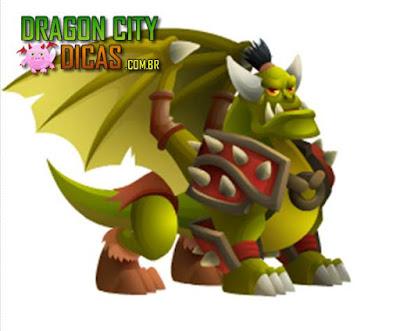 Dragão Orc