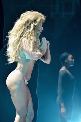 Lady Gaga VMA 2013