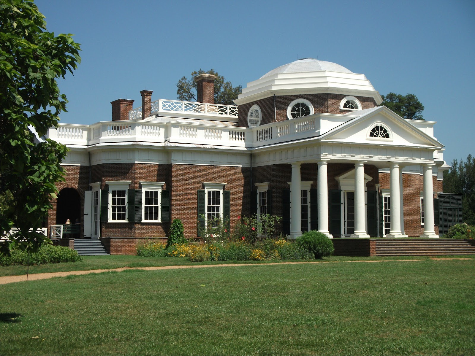 Heritage zen thomas jefferson 39 s monticello wordless for Thomas jefferson house monticello