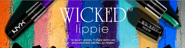 NYX wicked lippies my picks (Great for Halloween)
