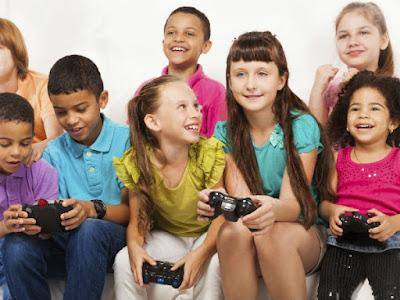 niños-videojuegos