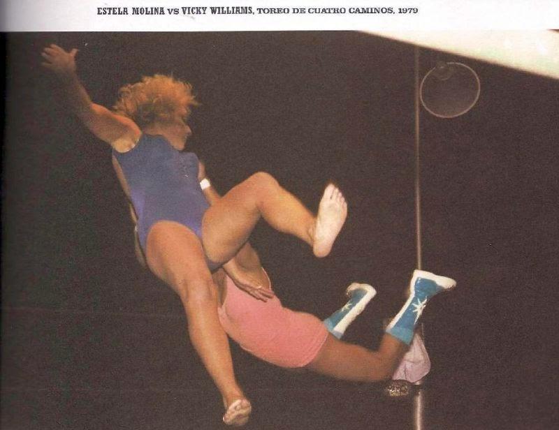 Vicki Williams vs Estela Molina