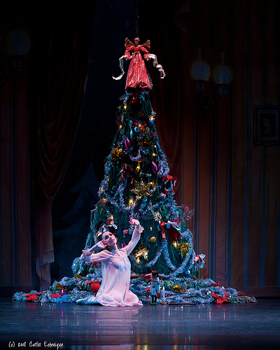 Consider Yourself At Home: The Nutcracker