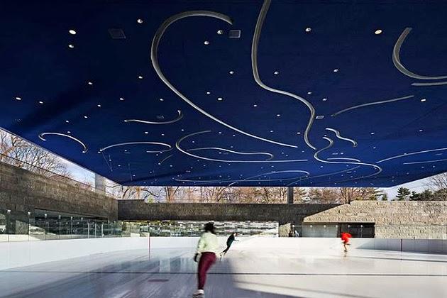 lefrak center ice skating