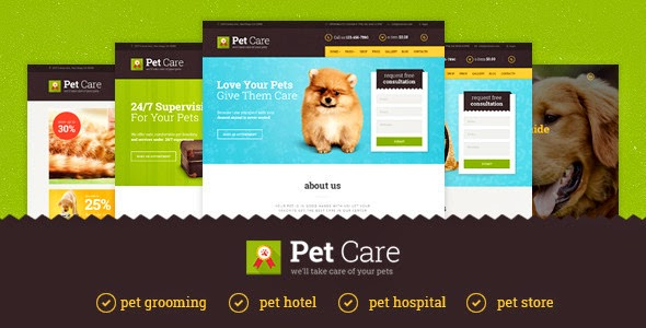Pet Care | Grooming Hotel Hospital & Shop