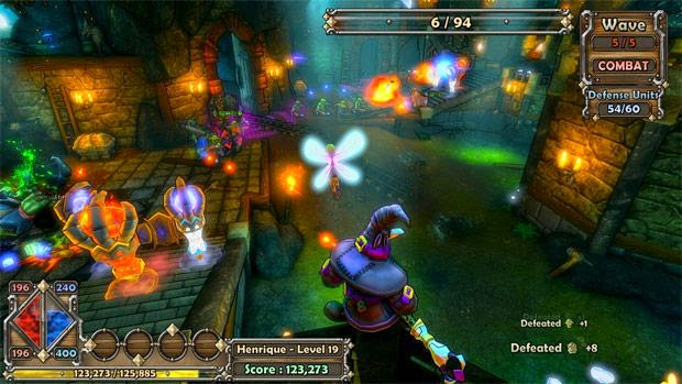 free direct  Dungeon Defenders Eternity pc