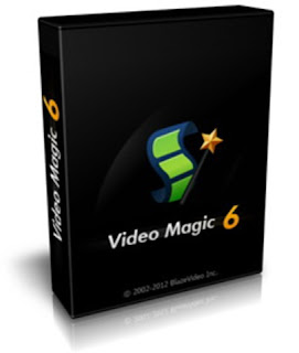 تحميل برنامج Blaze Video Magic Ultimate 6.2 مجانا لتحويل صيغ الفيديو