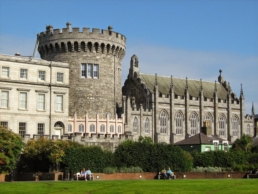 Photo collection dublin castle wallpaper for Dublin wall mural