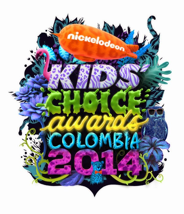 LLEGAN-LOS-KIDS-CHOICE-AWARDS-COLOMBIA-2014
