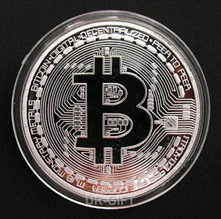 Silver bitcoin physical coins