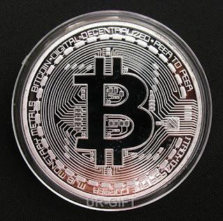 Silver bitcoin physical coins