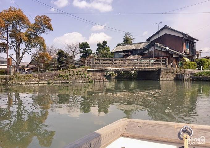 Kawa kudari, Yanagawa