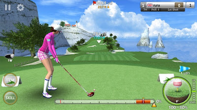 Download Game Golf Star v1.3.1 APK + DATA Android Gratis