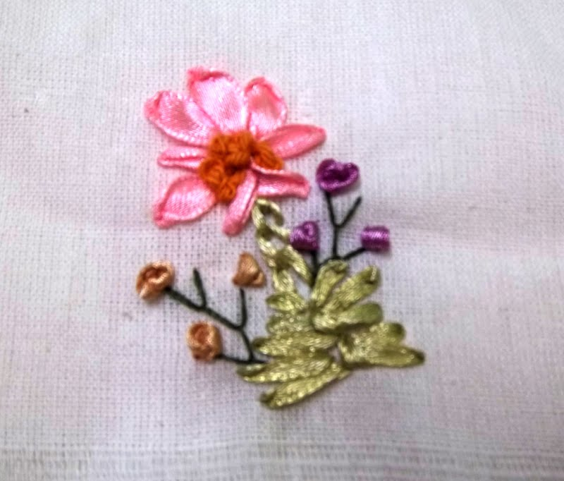 Ribbon embroidery tutorial best cars reviews