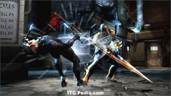 Injustice Gods Among Us PS3 - RAPTURE