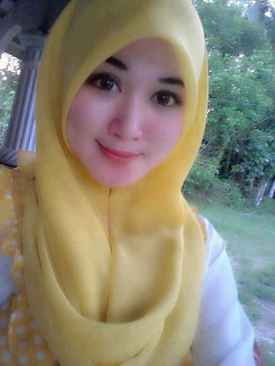 Foto Anak SMP Pakai Jilbab Cantik Muslimah