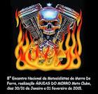 Morro do Ferro-MG (30 de Janeiro à 1 de Fevereiro)
